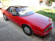 1993 Cadillac Cadillac Allante Base Convertible 2-Door